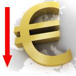 Euro alimmillaan 11 vuoteen dollariin nähden