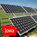 Iowalaisessa pikkukaupungissa perheenisäkin vuokraa aurinkopaneeleita