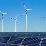 Tuuli- ja aurinkovoima murskaavat fossiiliset polttoaineet