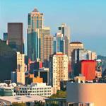 USA:n suurkaupungit sen kuin kasvavat