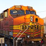 USA:n rautateiden rahtiliikenne on maailman suurin